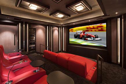 Как сделать себе домашний кинотеатр